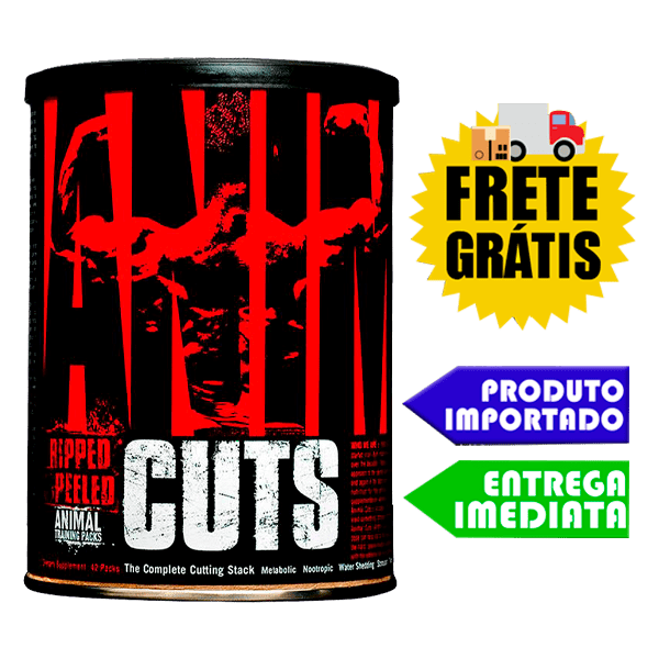 Animal Cuts - Universal Nutrition (42 Packs)