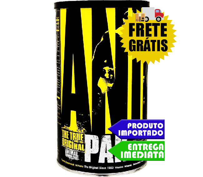 Animal Pak - Universal Nutrition (44 Servings)