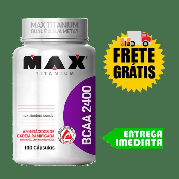 BCAA 2400 - Max Titanium