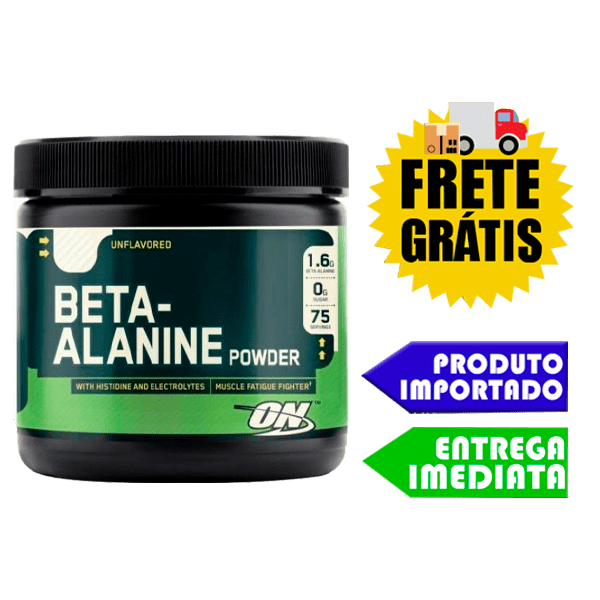 Beta Alanina Powder - Optimum Nutrition ( 203 g )
