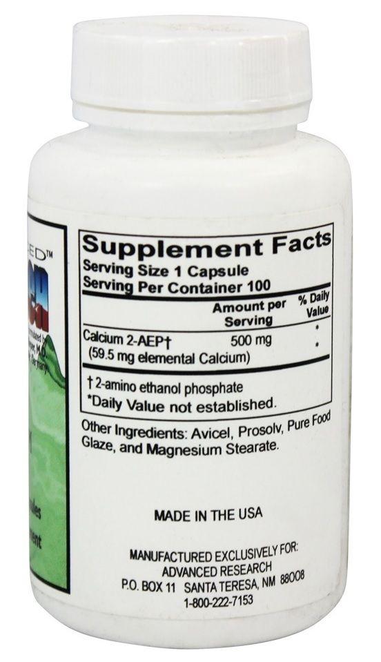 Calcium 2-AEP | Fosfoetanolamina