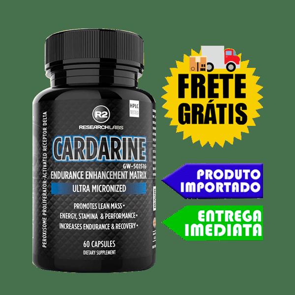 Cardarine - R2 Labs (60 cápsulas)