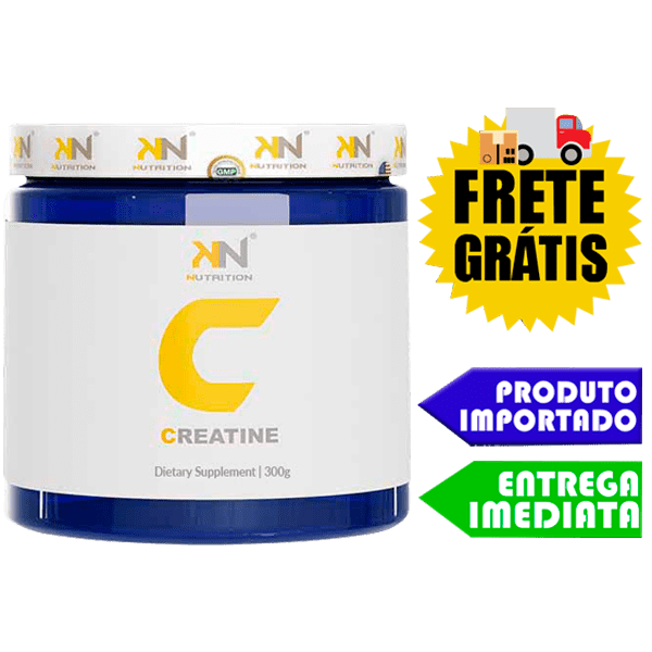 Creatina - KN Nutrition (300gr)