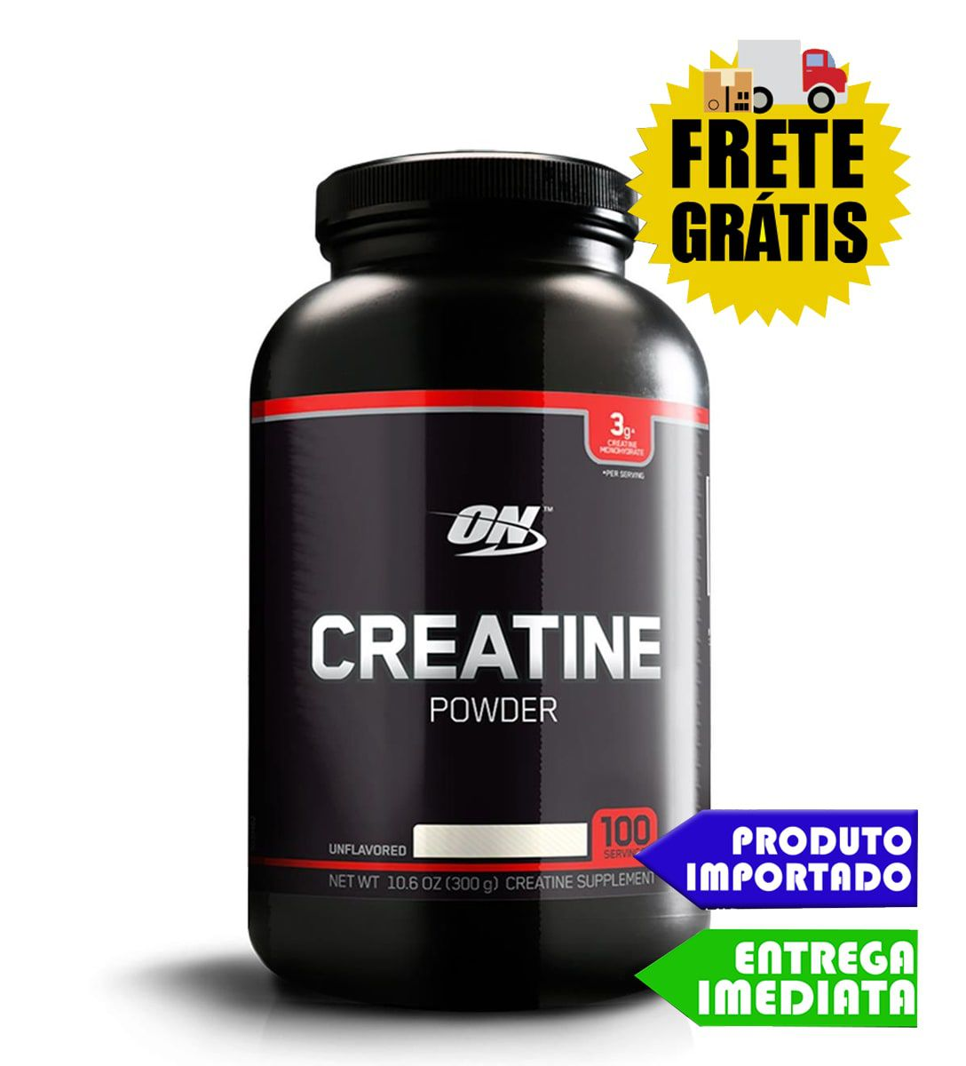 Creatina - Optimum Nutrition (300Gr)