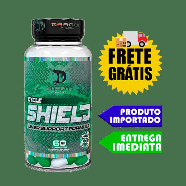 Cycle Shield - Dragon Pharma (60 cápsulas)