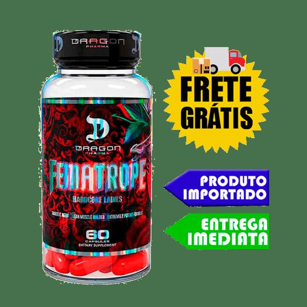 Fematrope - Dragon Pharma (60 cápsulas)