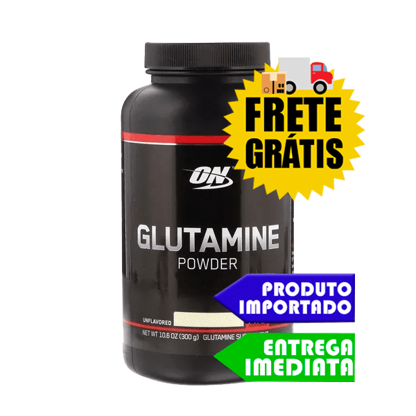 Glutamina - Optimum Nutrition 300gr