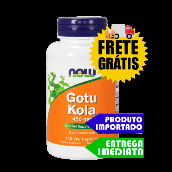 Gotu Kola - Now Foods (450mg 100cáps)