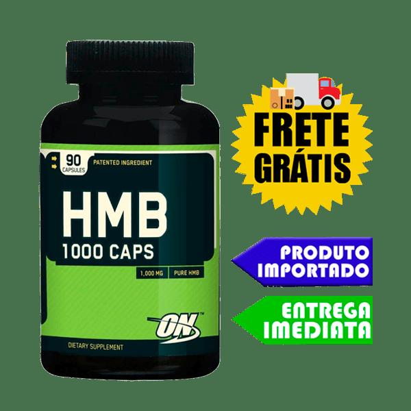 HMB - Optimum Nutrion (90 cáps)