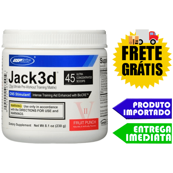 Jack3d - USP Labs (230g) (IMPORTADO)