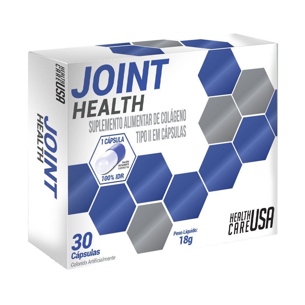 Joint Support - Health Care USA (30 cápsulas)