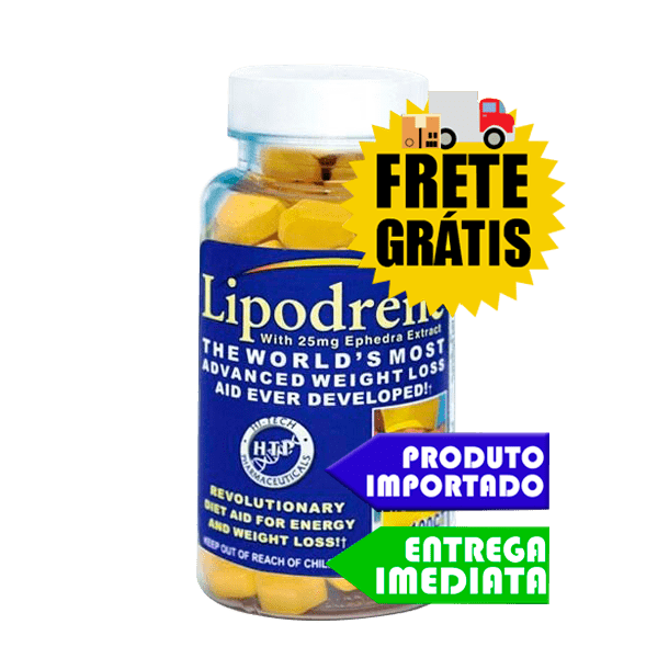 Lipodrene - Hi tech (100 tablets) (importado)