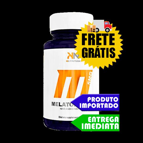 Melatonina 5mg - KN Nutrition (100 Tabletes)