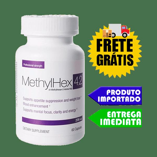MethylHex 4,2 - Sei Pharmaceuticals (60 cápsulas)