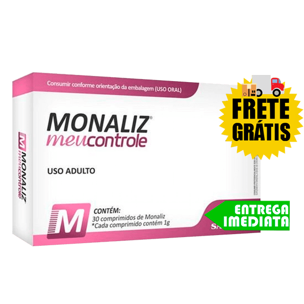 Monaliz - Power Supplements (30 Cápsulas)