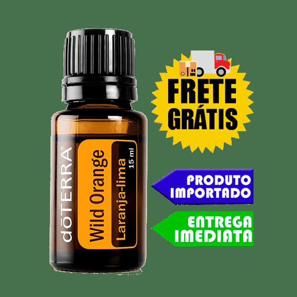 Óleo Essencial de Laranja   doTERRA  ( 15 ml - 300 gotas )