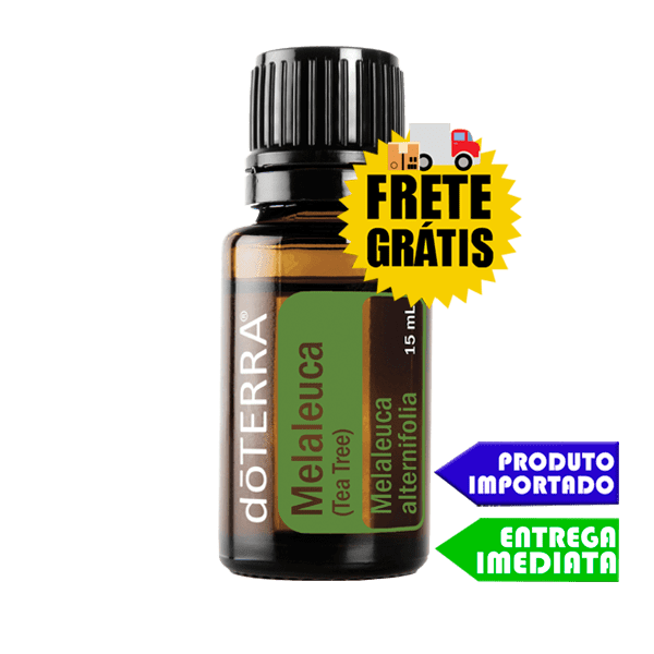Óleo Essencial de Melaleuca - Tea Tree   doTERRA - 15 ml