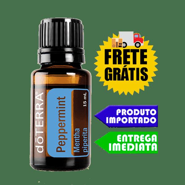 Óleo Essencial de Hortelã - doTERRA - (5ml - 100 Gotas)  (Uso Interno / Externo)
