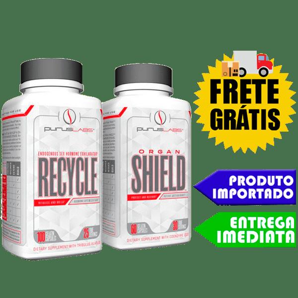 Promoção Organ Shield + Recycle - Purus Labs | FAÇA SUA TPC AQUI !