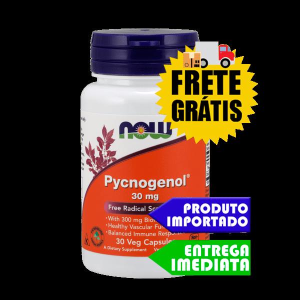 Pycnogenol - Now Foods (100 mg 60 cáps)