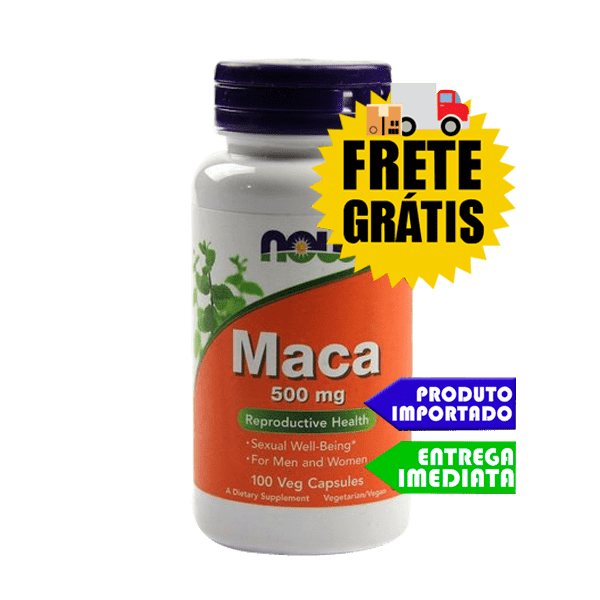 Raiz de Maca - Now Foods