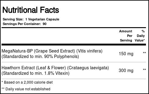 Suporte a pressão arterial - Now Foods (90 capsulas) | Tratamento para hipertensão