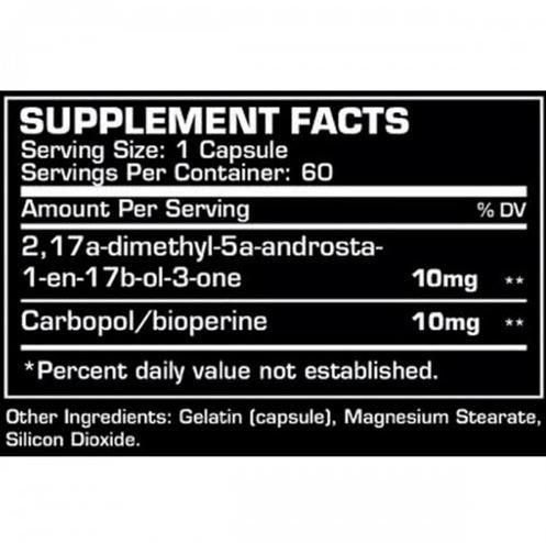 Typhon - Dragon Pharma (60 cápsulas)