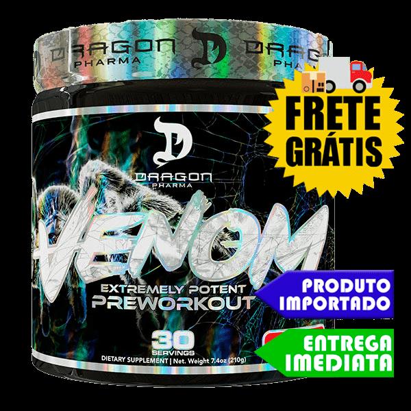 VENOM - Dragon Pharma - 225 Gr (importado)