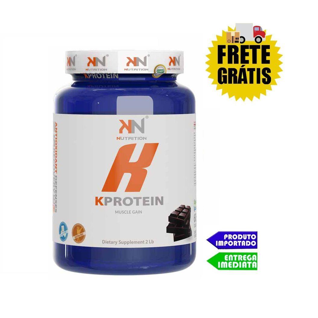 Whey Protein K Protein - KN NUTRITION