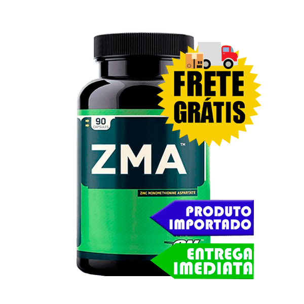 ZMA - Optimum Nutrition (90 cáps)