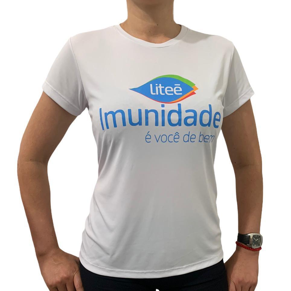 Camiseta Dry-Fit Litee (Imunidade é você de bem)