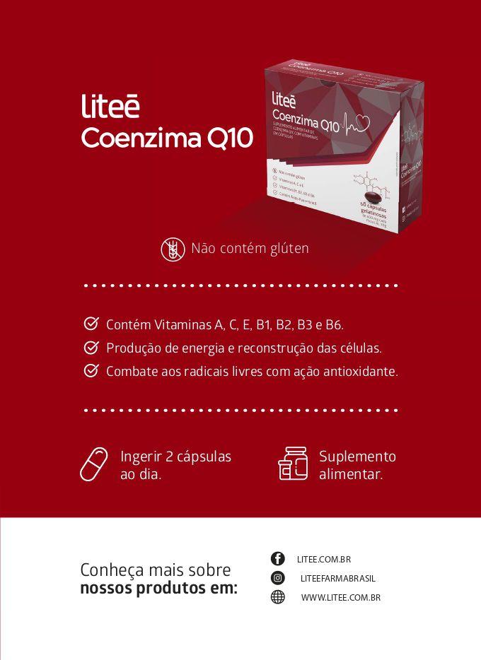 Combo 6 unidades de Coenzima Q10