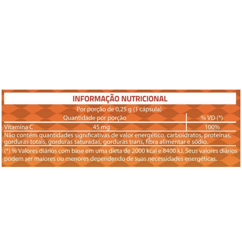 Combo Imunidade Ano Inteiro - Compre 12 e Pague 10 - Vitamina C.