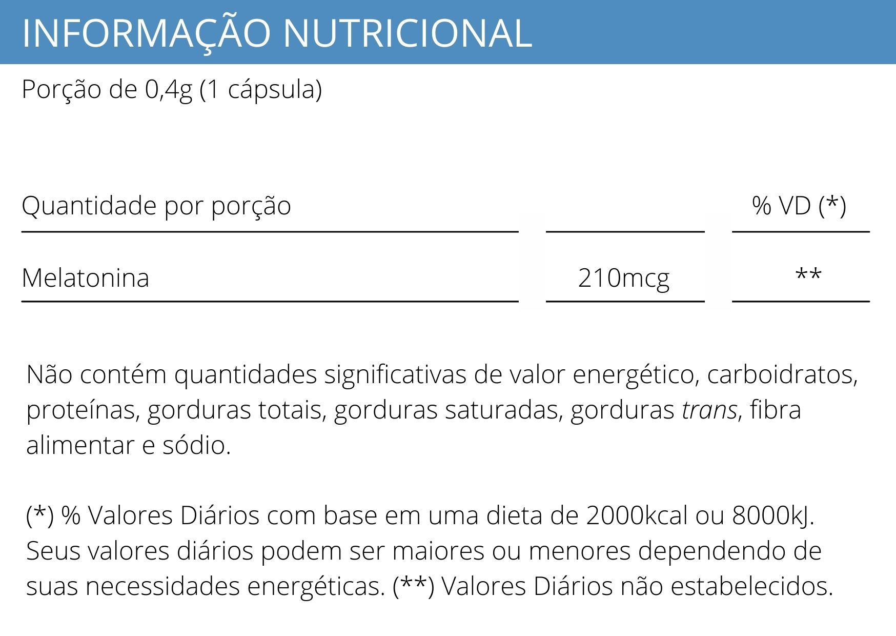Litee Melatonina 30 cápsulas (N-acetil-5-metoxitriptamina)