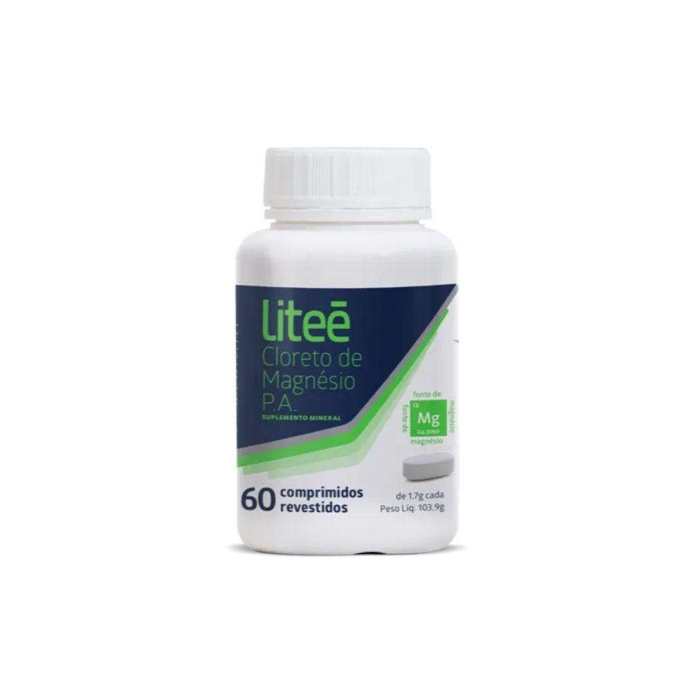MAGNÉSIO PA 60 Comprimidos