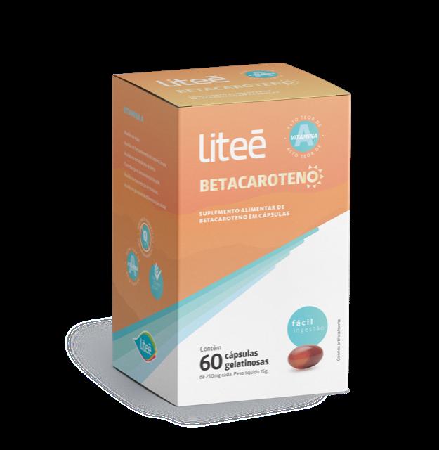 Beleza & Lifestyle - LiteeFit Mulher + Deschalit + Betacaroteno