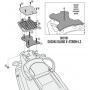 Base Bau Givi Monokey Vstrom650 l2 Sr3101