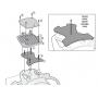 Base Bau Givi Monolock Vstrom650 12 Sr3101m