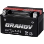 Bateria Brandy Bytx7abs/ytx7abs Burgman 0193