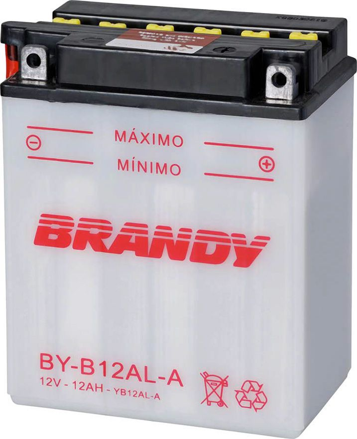 Bateria Brandy Byb12ala/yb12ala Tene 0131