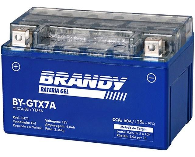 Bateria Brandy Bygtx7a/ytx7abs Burgmannanogel
