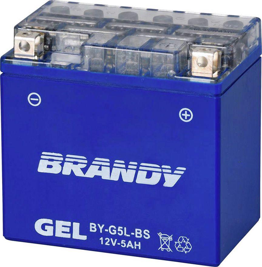 Bateria Brandy Bygtz6l/ytz6vtit150mix/xre Gel