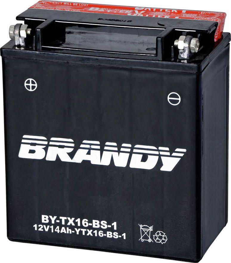Bateria Brandy Bytx16bs1/ytx16bs1 0129