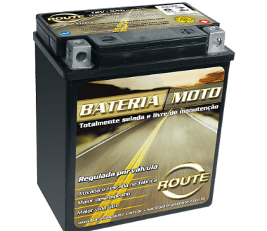 Bateria Route Ytx7.5Lbs Fly125/Trax 831