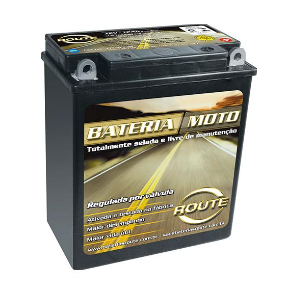 Bateria Route Ytx7lbs Falc/twis 645