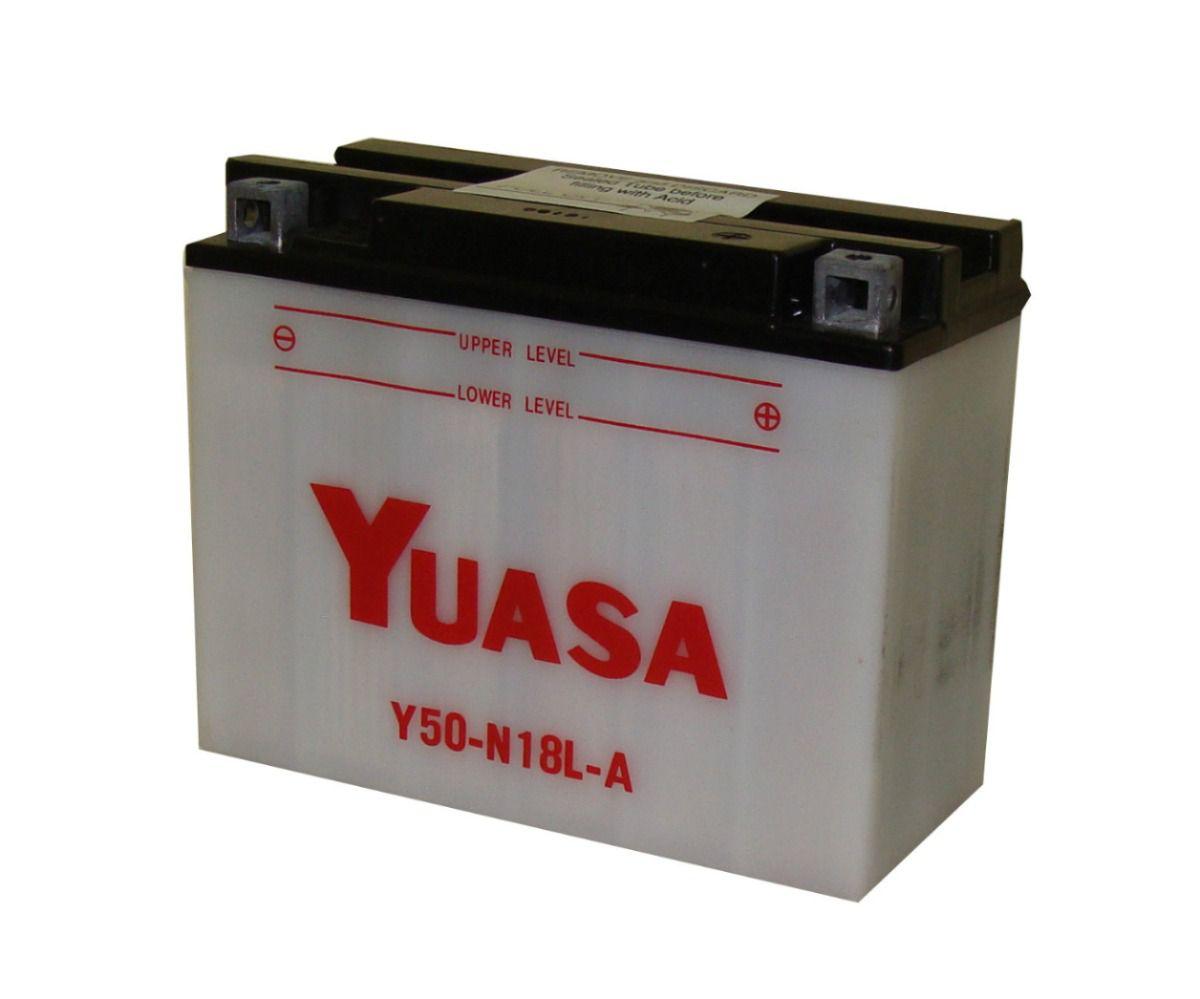 Bateria Yuasa Y50n18la Gold Wing1200 43