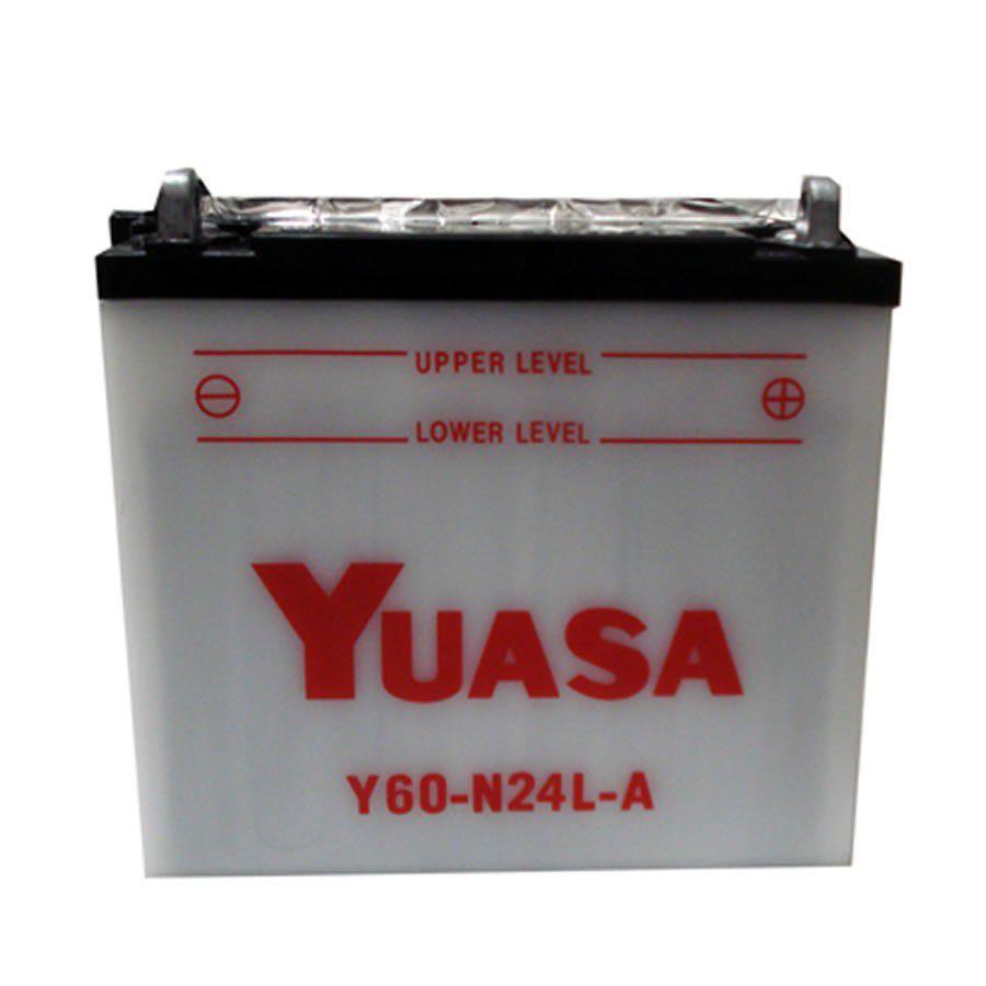 Bateria Yuasa Y60n24la Kawasaki/bmw