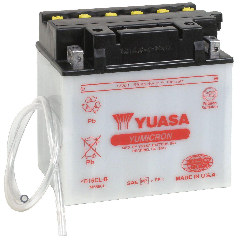 Bateria Yuasa Yb16clb Jet Ski 114184