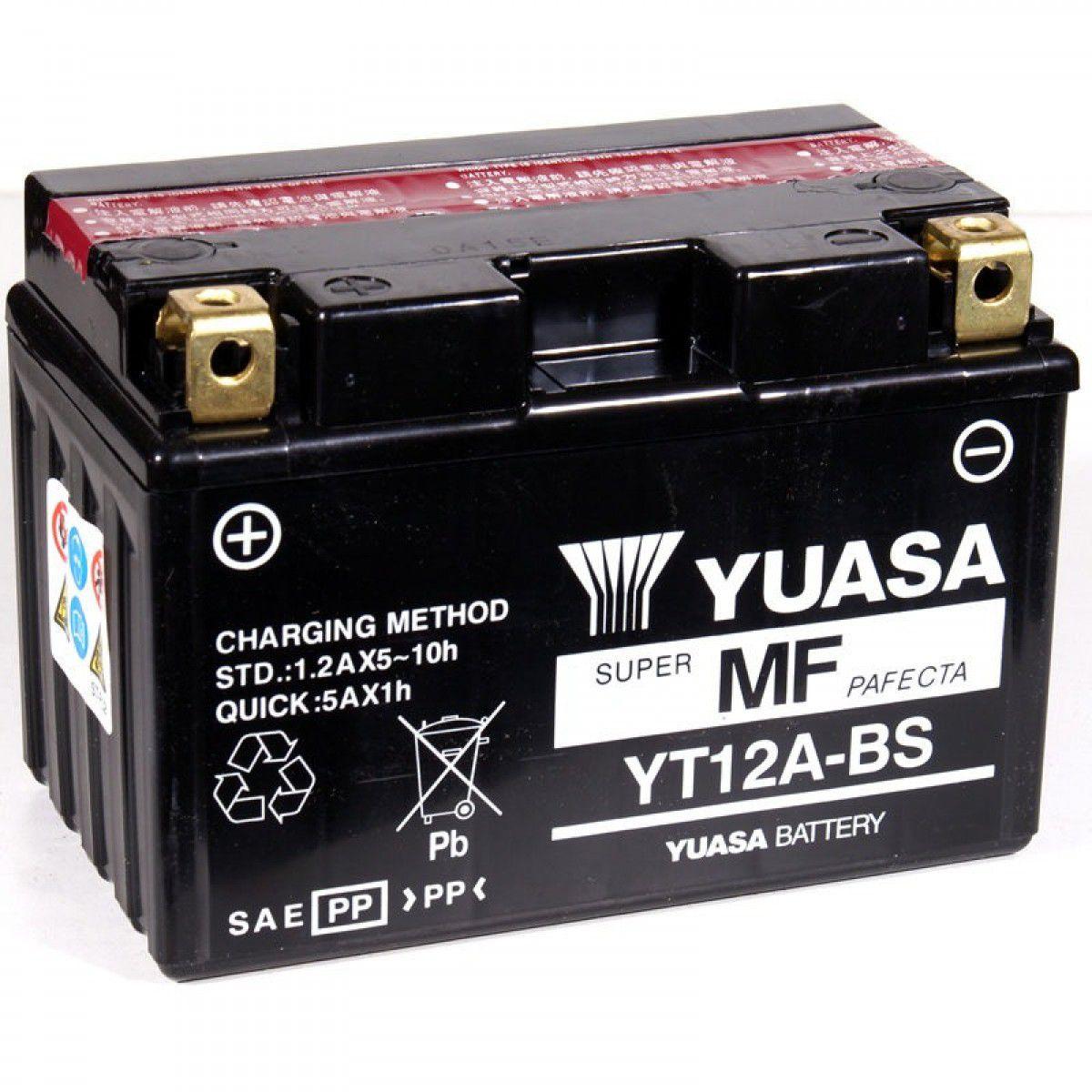 Bateria Yuasa Yt12abs Bandit650/hayabus
