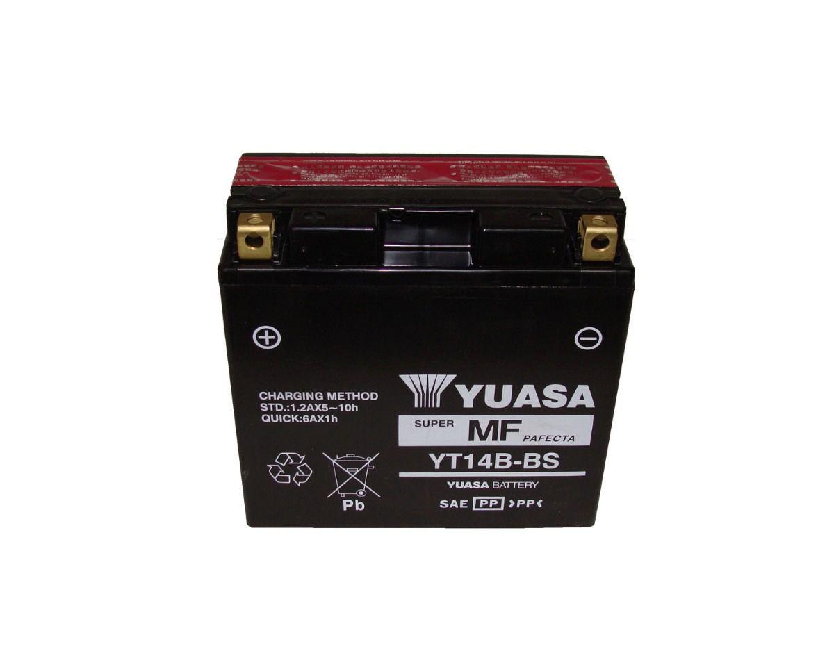 Bateria Yuasa Yt14bbs 1970